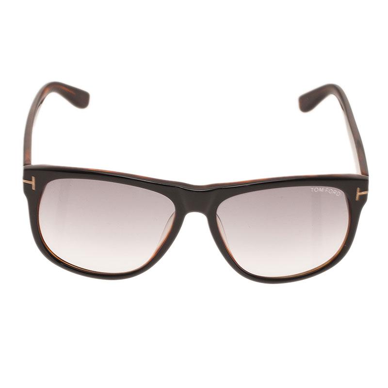 Tom Ford Brown Olivier Sunglasses