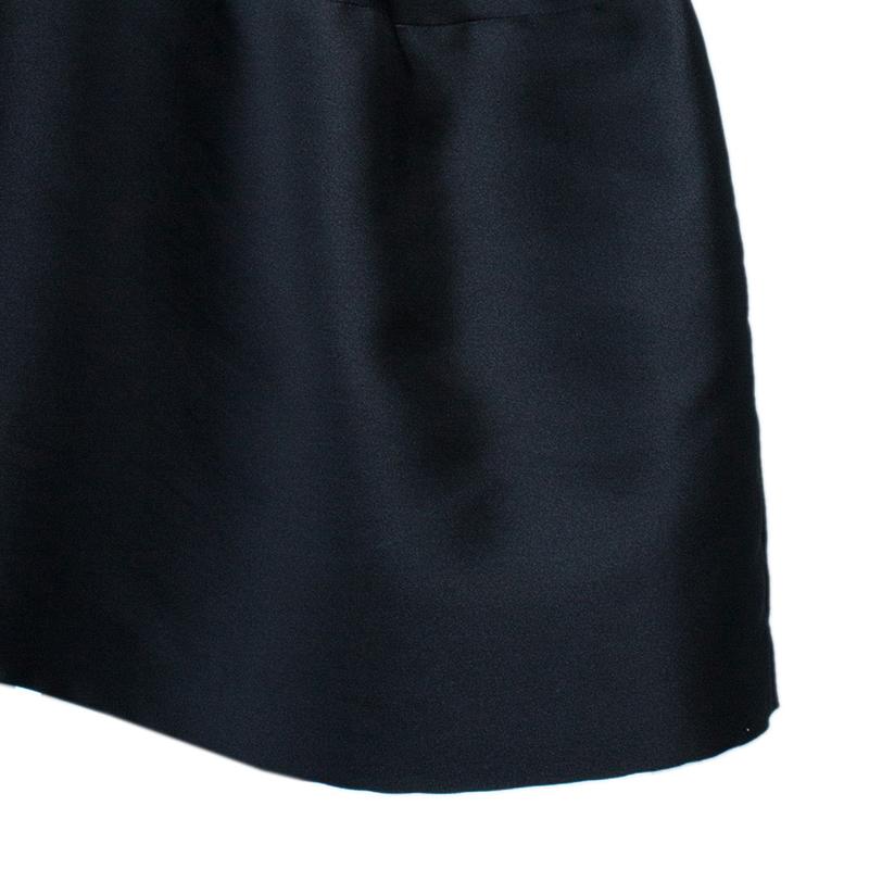 CH Carolina Herrera Monochrome Sheath Dress S