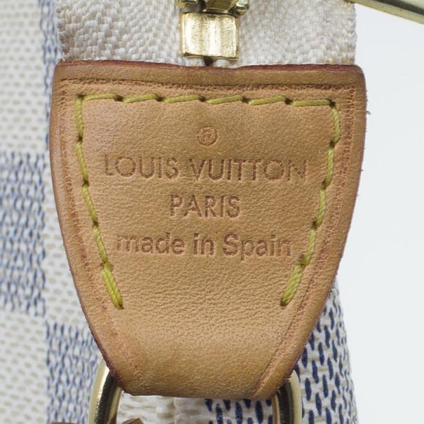 Louis Vuitton Damier Azur Canvas Pochette NM