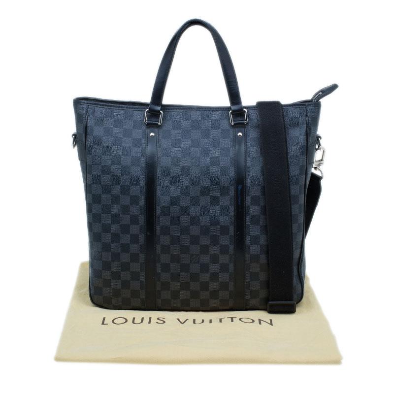 Louis Vuitton Damier Graphite Canvas Tadao Tote