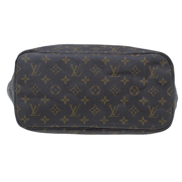 Louis Vuitton Monogram Canvas Neverfull MM