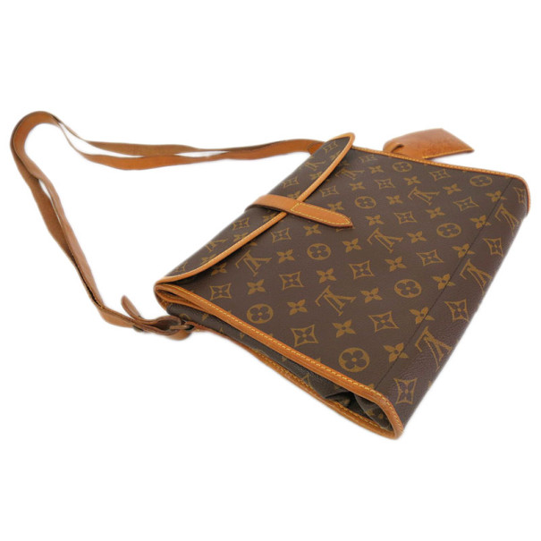 Louis Vuitton Monogram Serviette Shoulder Bag
