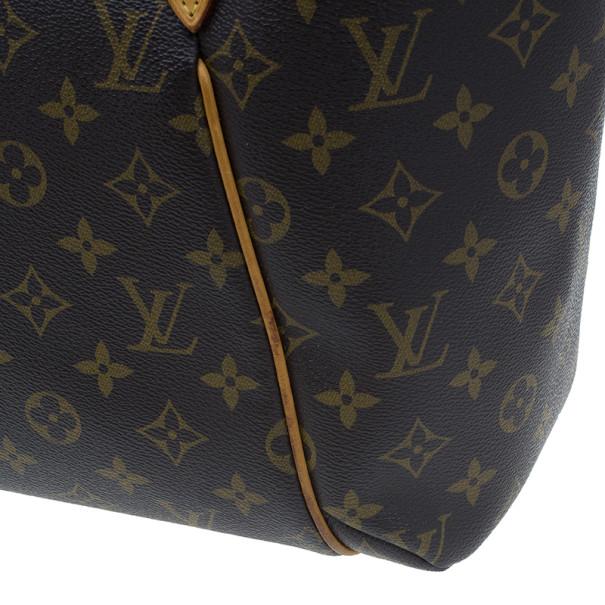 Louis Vuitton Monogram Canvas Totally MM