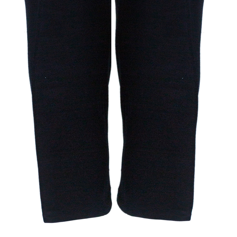 Burberry London Black Flare Trousers S