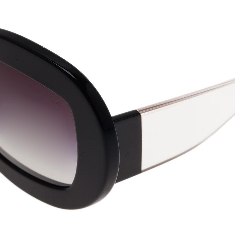 Chanel Black 40990 Square Sunglasses