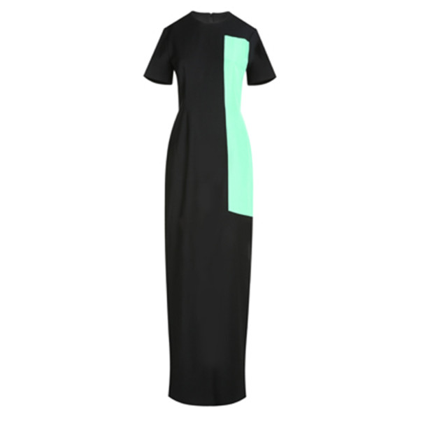 Roksanda Ilincic Clemens Floor-Length Dress M