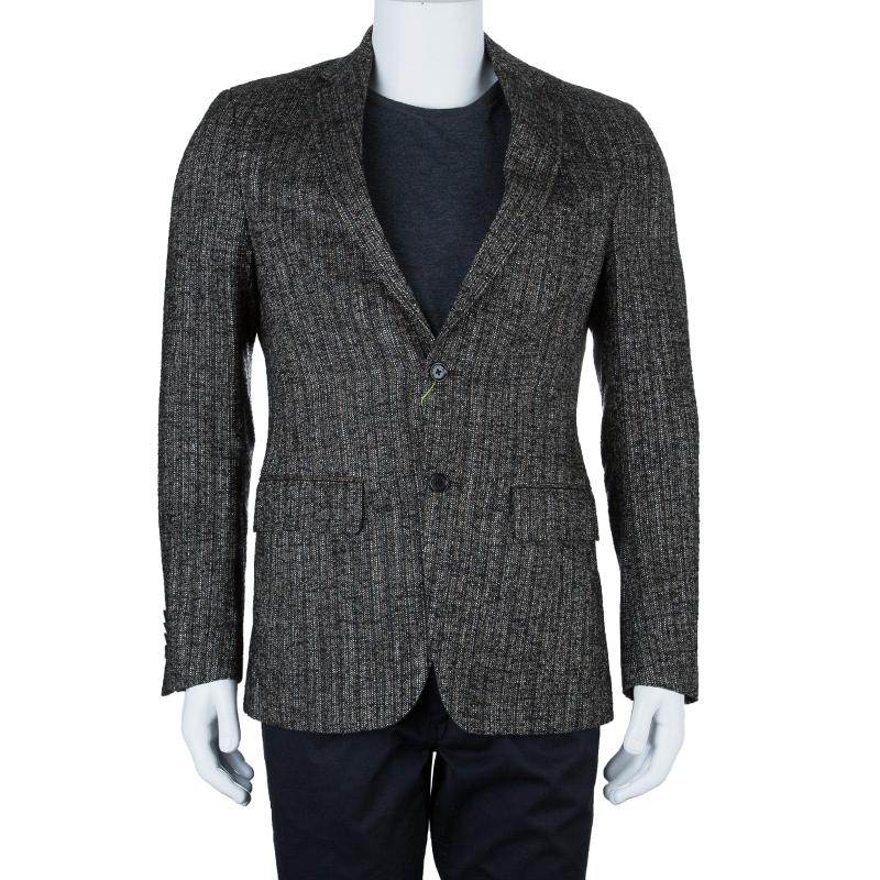 Etro Men's Tweed Blazer M