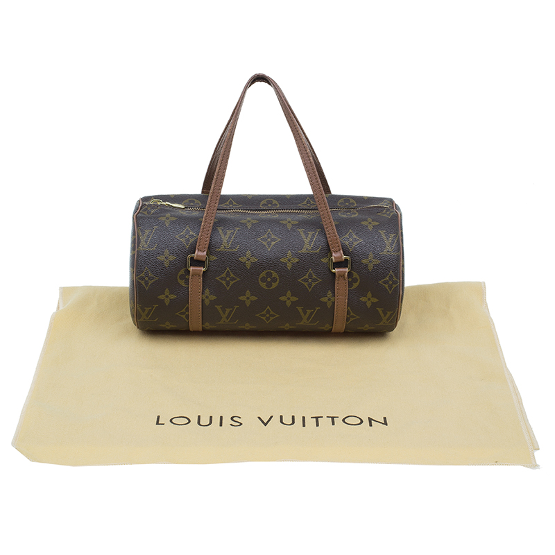 Louis Vuitton Monogram Canvas Papillon 26 Bag