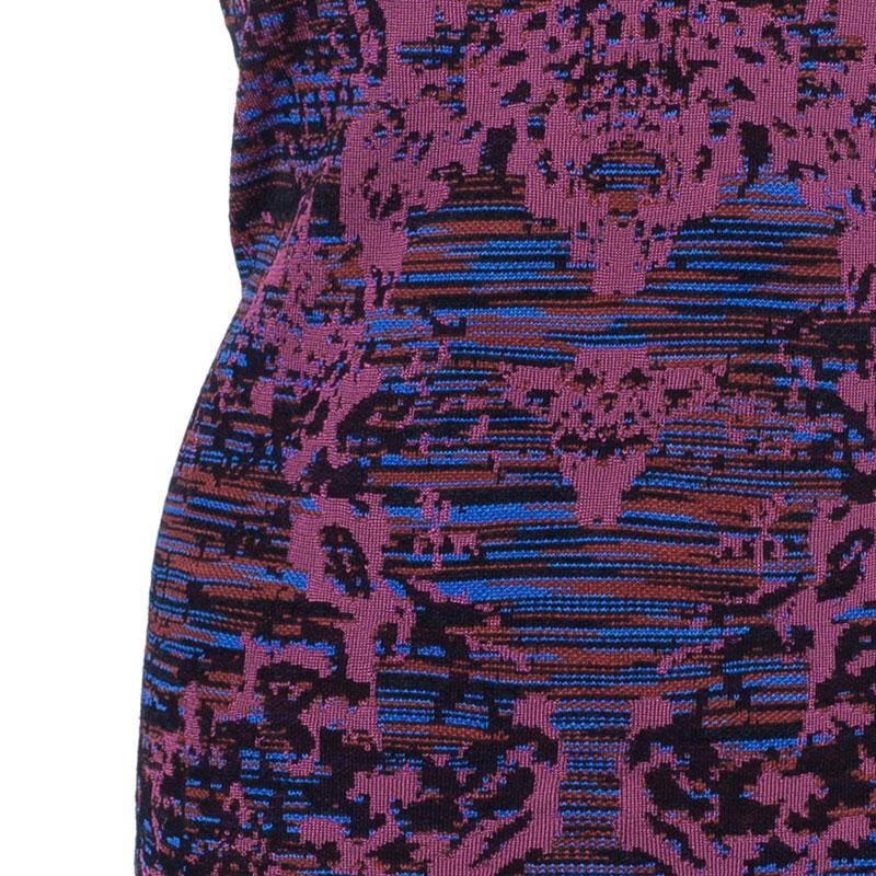 M Missoni Racerback Knit Body-Con Dress M