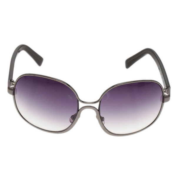 Chloe Grey Square Sunglasses