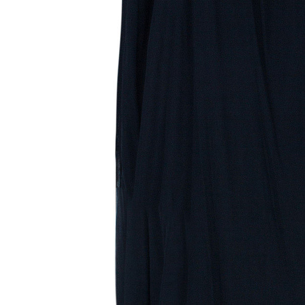 Vera Wang Embellished Black Dress M