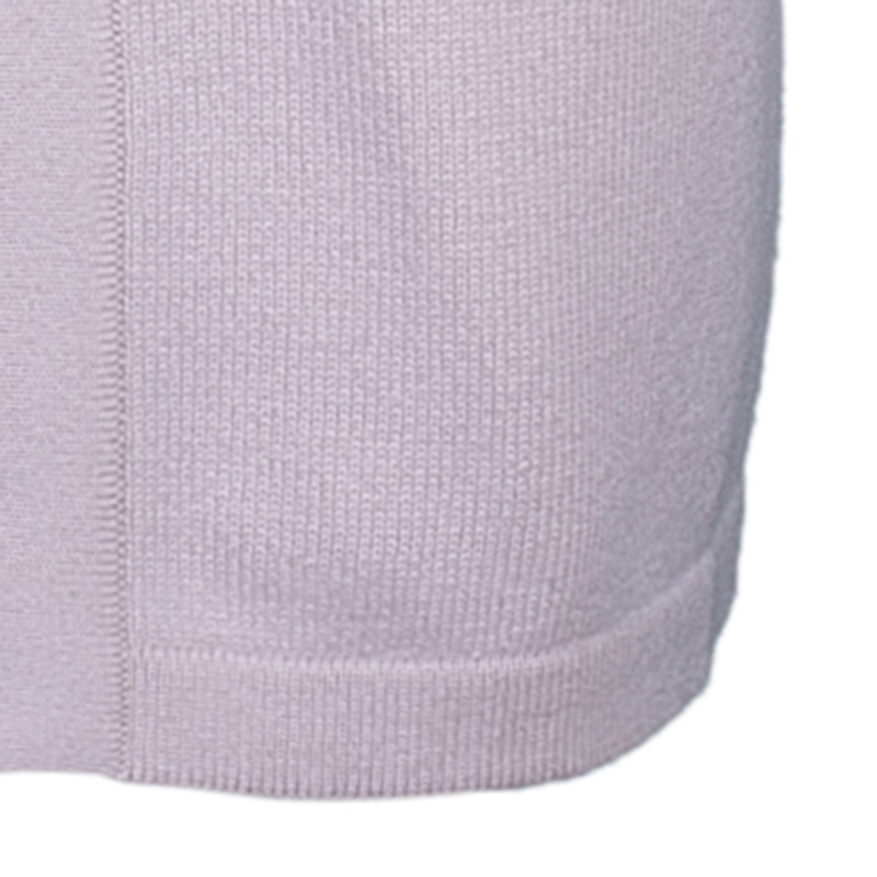 Chanel Pastel Pink 4 Pocket Detail Cardigan M