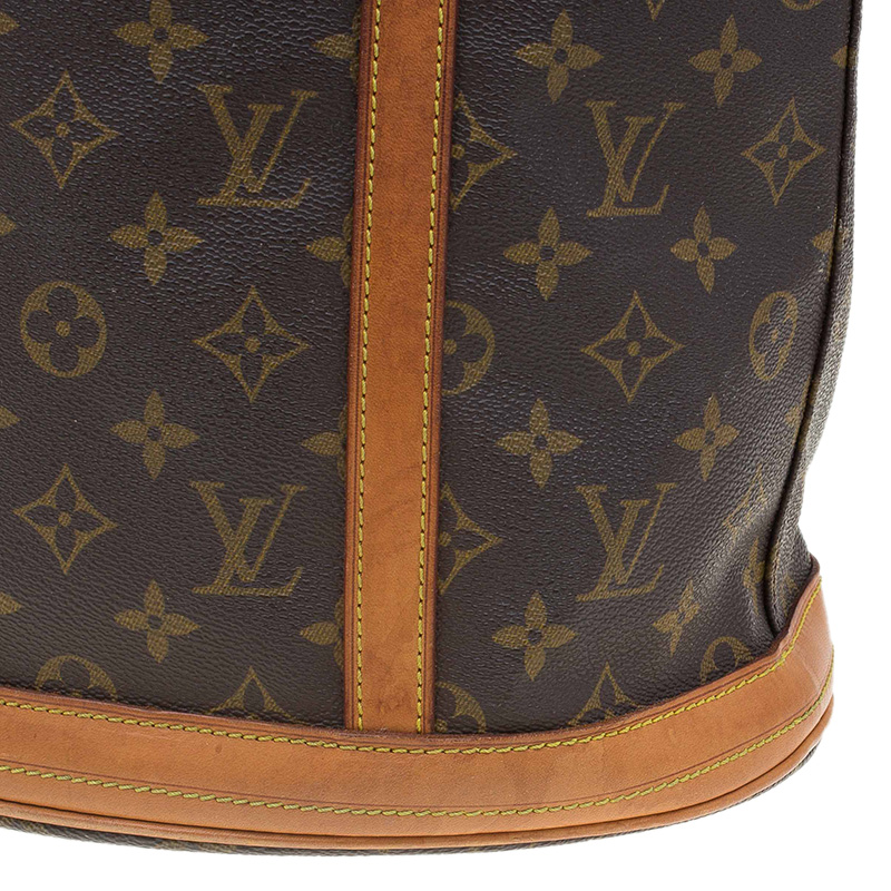 Louis Vuitton Monogram Canvas Bucket Gm Bag Buy Amp Sell Lc