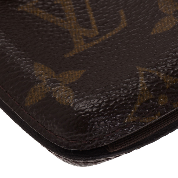 Louis Vuitton Monogram Canvas Phone Case