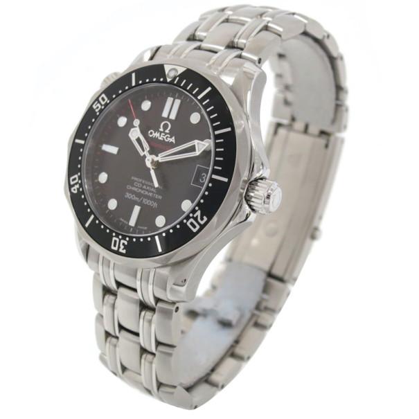 Omega SS Seamaster Unisex Wristwatch 36 MM