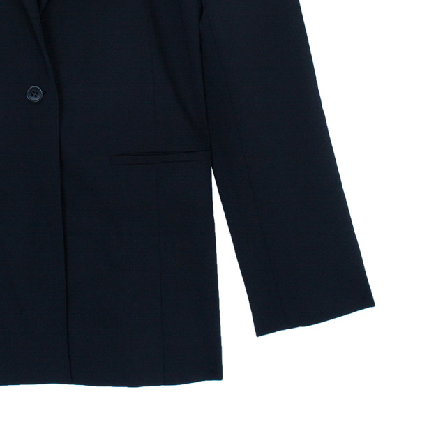 Balenciaga Black Tailored Blazer M