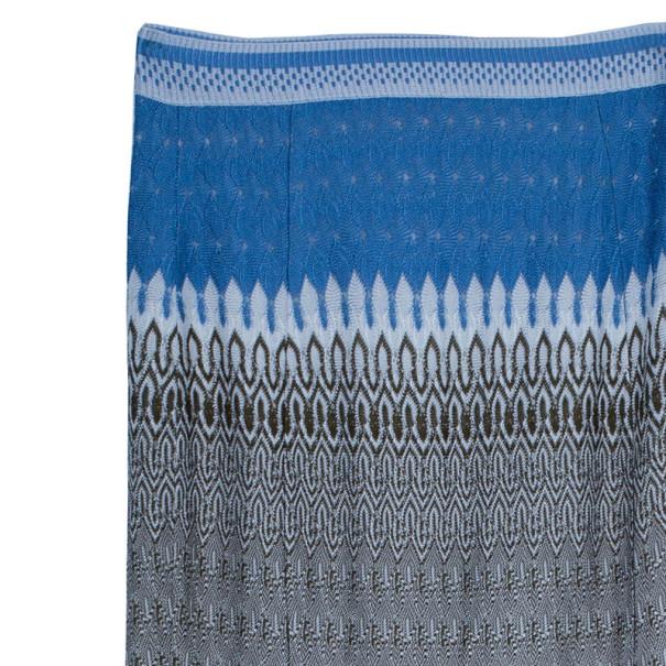 Missoni Long Woven Multicolor Skirt S