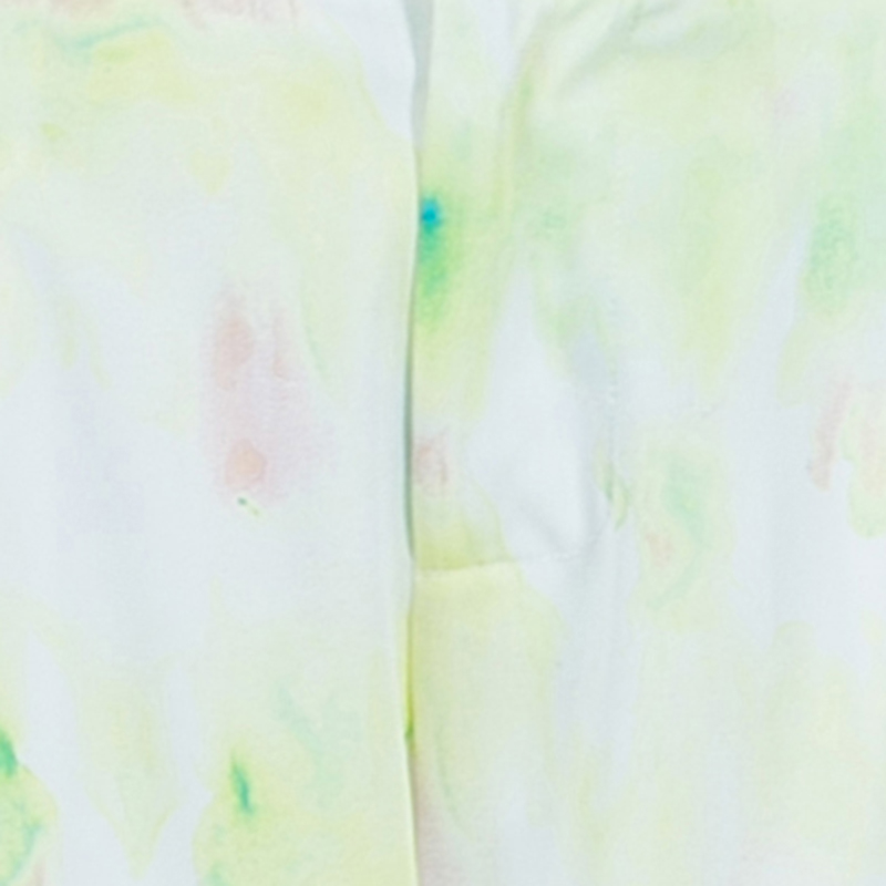 Alice + Olivia Green Printed Trousers S