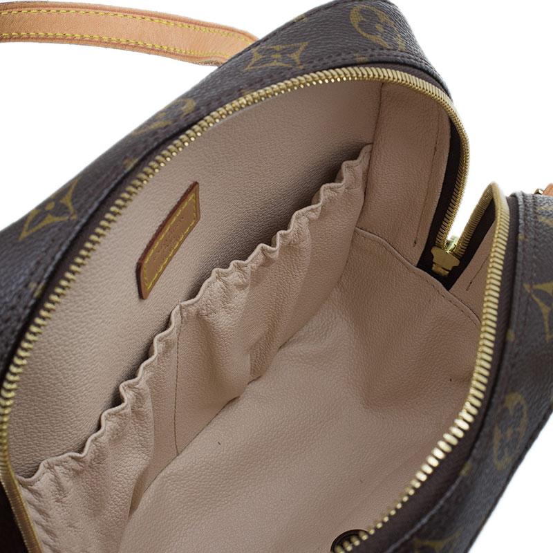 Louis Vuitton Monogram Canvas Spontini Crossbody Bag