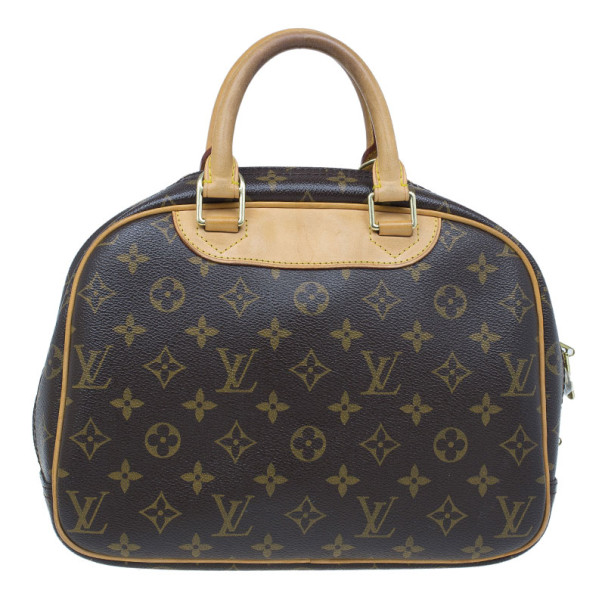 Louis Vuitton Monogram Canvas Deauville Vanity Case