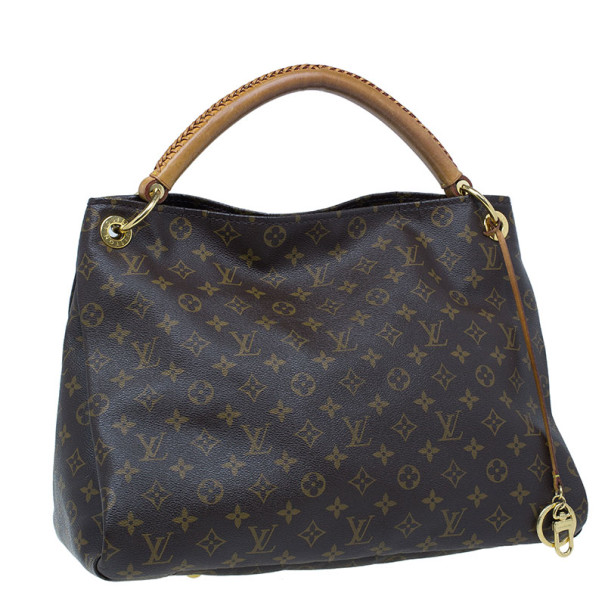 Louis Vuitton Monogram Canvas Artsy MM