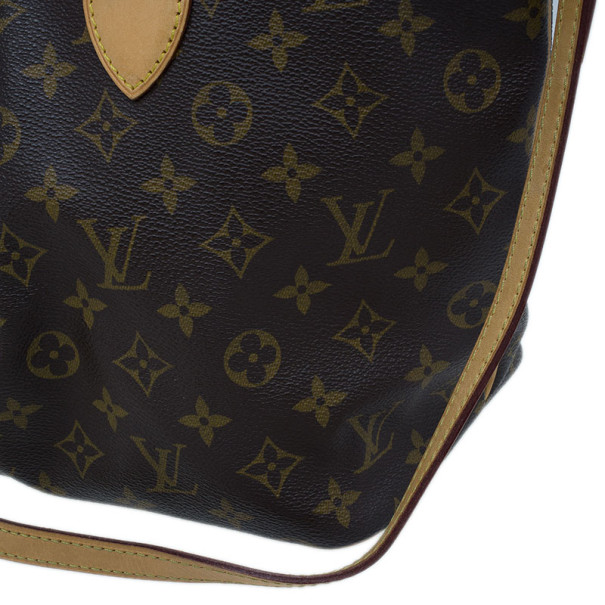 Louis Vuitton Monogram Canvas Palermo Tote PM