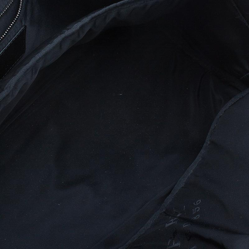 Burberry Beige Coated Nova Check Diaper Tote