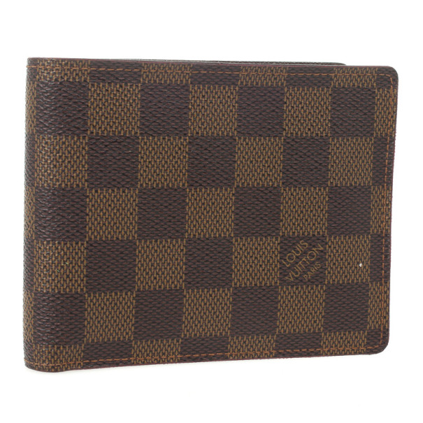 Louis Vuitton Damier Ebene Florin Wallet