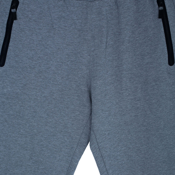 Burberry Sport Men's Two Piece Grey Tracksuit L