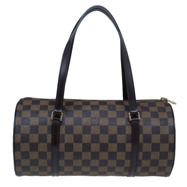 Louis Vuitton Ebene Damier Canvas Papillon 30