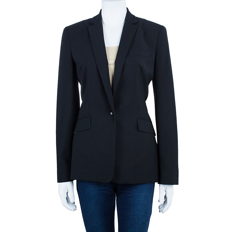D and G Black Blazer M