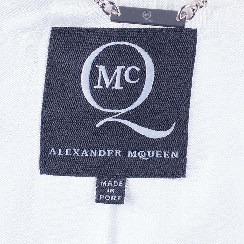 McQ By Alexander McQueen White Blazer L