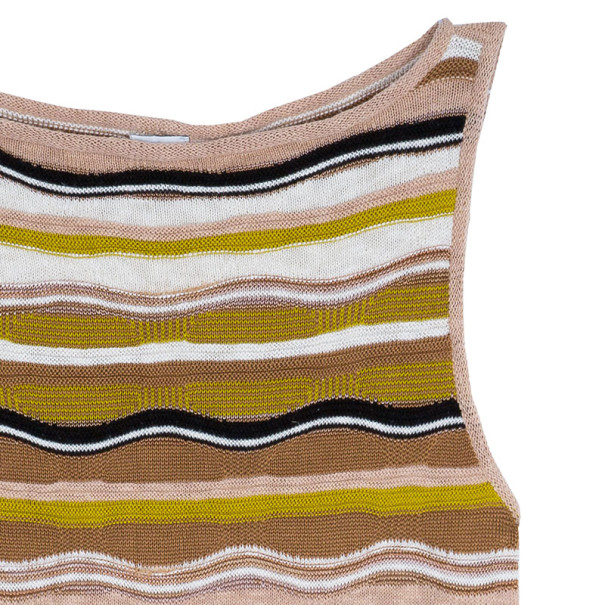 M Missoni Multicolor Dress M