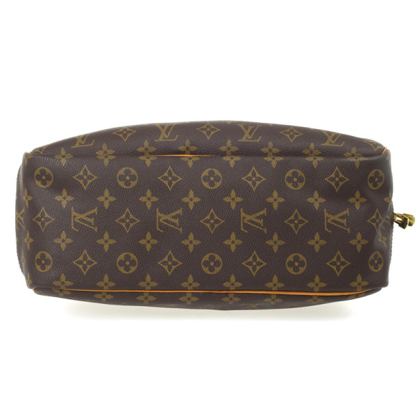 Louis Vuitton Monogram Deauville Boston