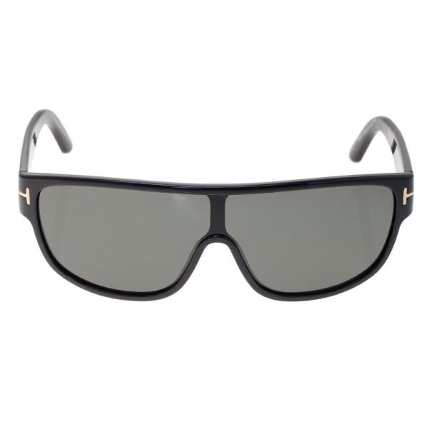 Tom Ford Black Wagner Sunglasses