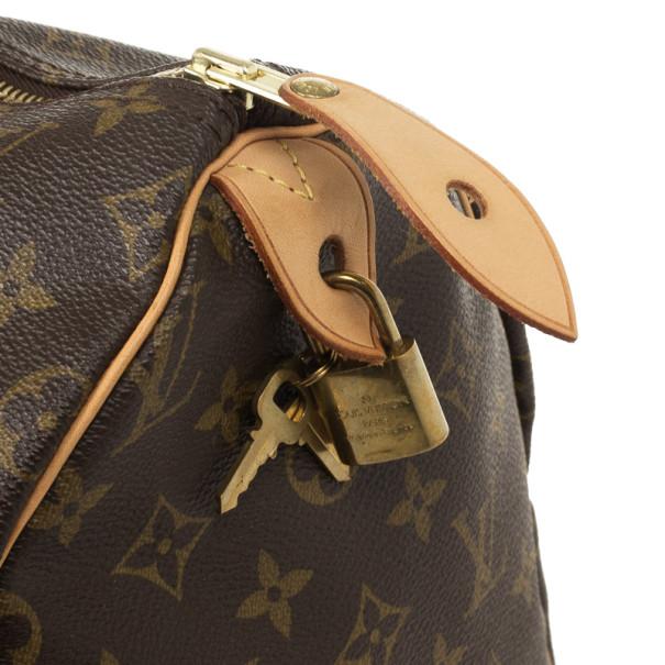 Louis Vuitton Monogram Speedy 40