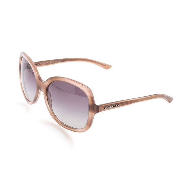 Burberry Brown 4077 Square Woman Sunglasses