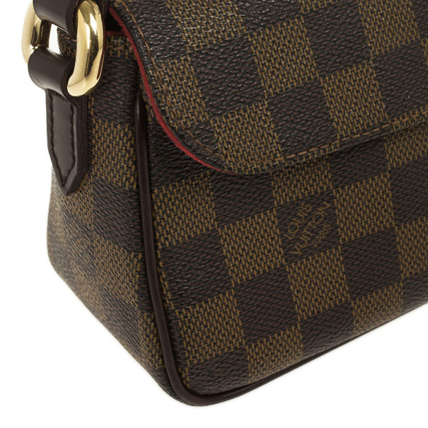 Louis Vuitton Damier Canvas Ravello PM Bag