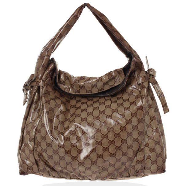 Gucci GG Crystal Hysteria Medium Hobo