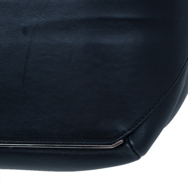 Balenciaga Black Leather Ray Doctor Bag