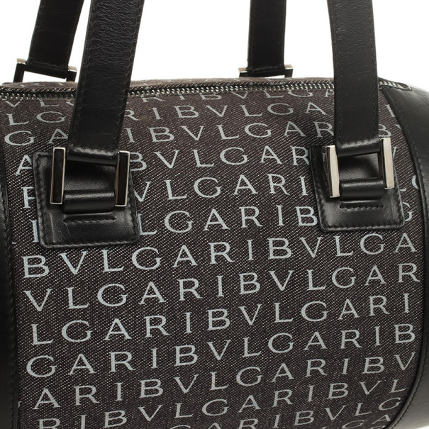 Bvlgari Logo Mania Small Shoulder Bag