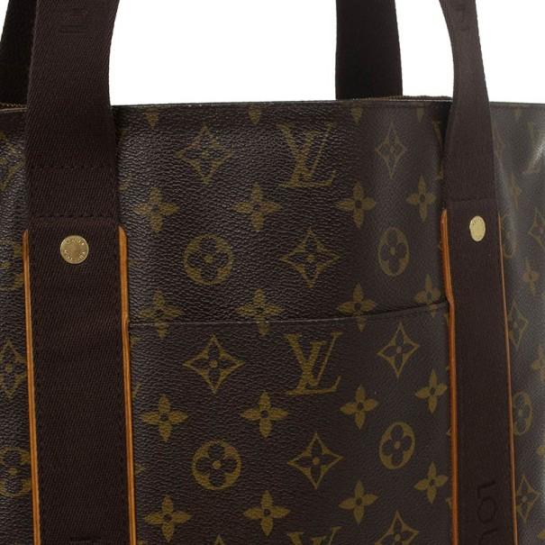 Louis Vuitton Monogram Canvas Cabas Beaubourg Tote Bag