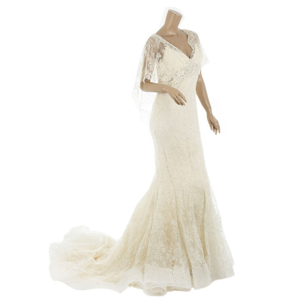 Elie Saab Erato Wedding Dress M