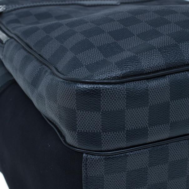 Louis Vuitton Damiere Graphite Michael Backpack