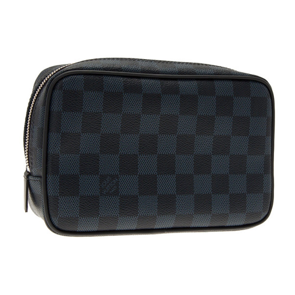 Louis Vuitton Damier Graphite Toilet Pouch PM