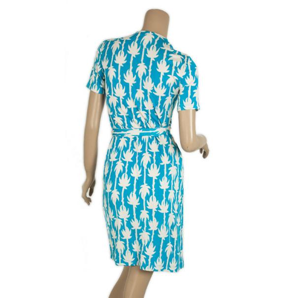 Diane Von Furstenberg Vintage Jude Wrap Dress XS