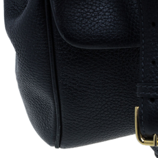 Dolce and Gabbana Black Miss Sicily Tote