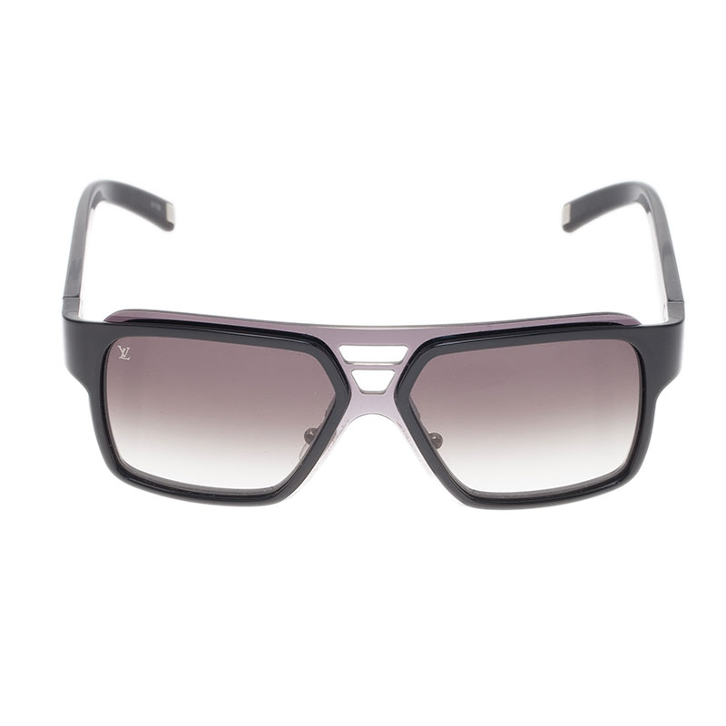 Louis Vuitton Black Enigme GM Sunglasses