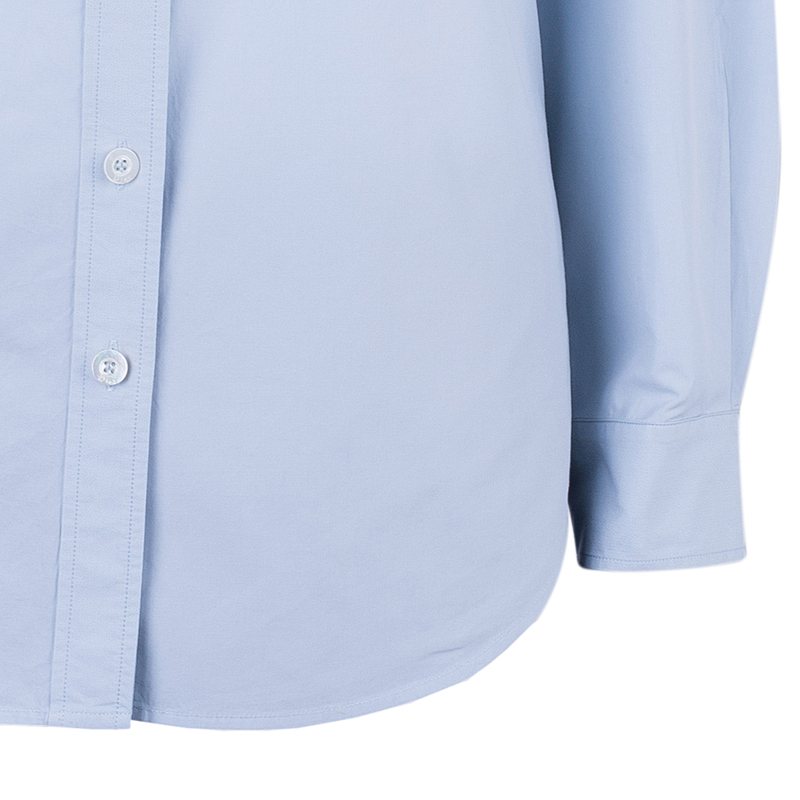 Dior Light Blue Cotton Shirt M