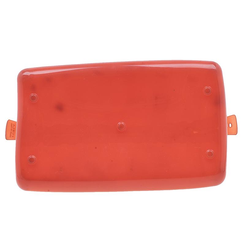 Furla Red PVC Candy Mini Satchel